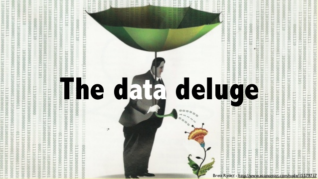 The coming deluge of data in the medical world
