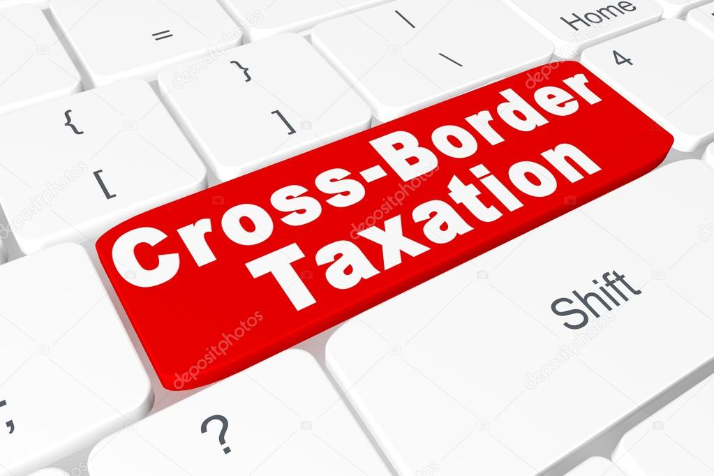 Taxation across borders in the AI economy