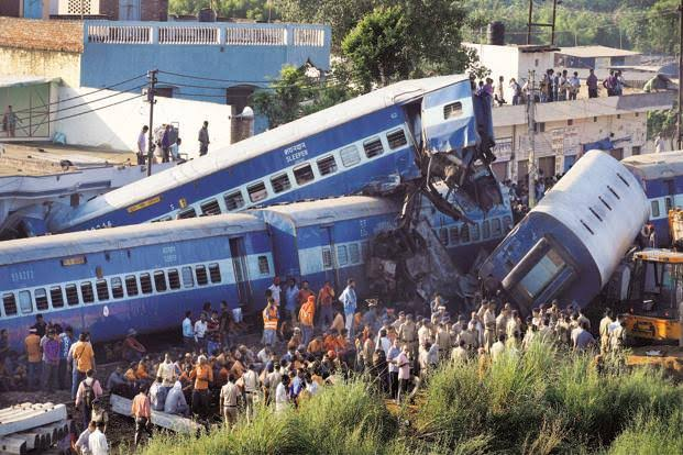 Indian Railways – accidents and language