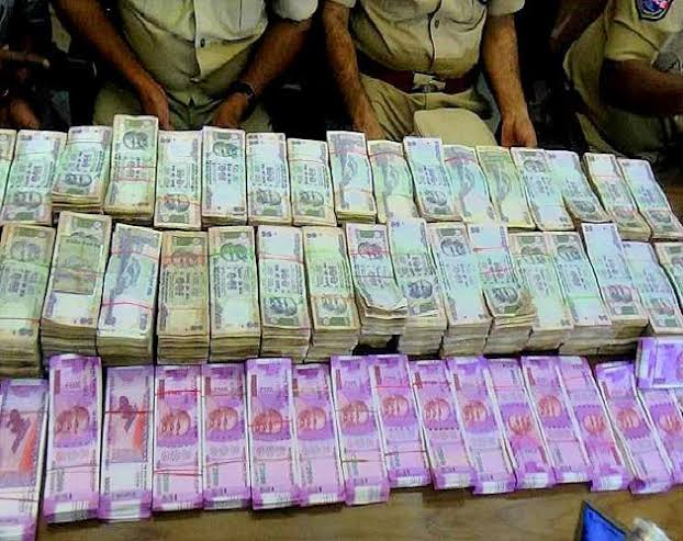 Elections financing is the root of corruption in India?